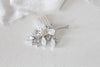 Simple Swarovski crystal Bridal hair comb - STEVIE - Treasures by Agnes