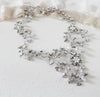 Antique silver Vintage style Boho Wedding headpiece - ABIGAIL - Treasures by Agnes