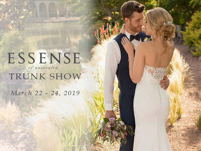 Essense of Australia Trunk Show - Lotus Bridal Brooklyn, New York