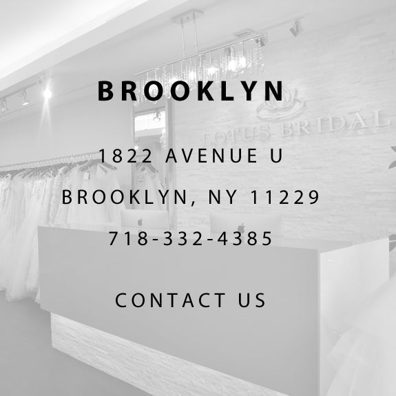 Contact Lotus Bridal Brooklyn