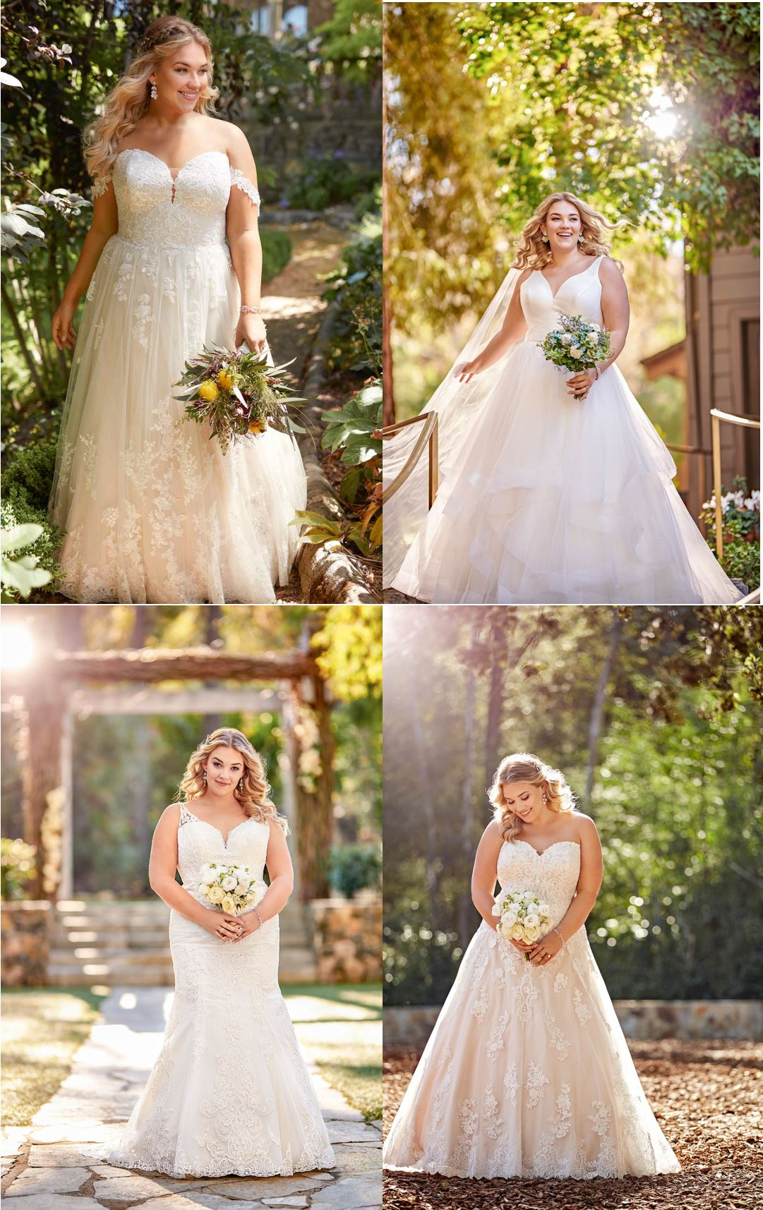 b3c9a0b5b59 Any wedding gown purchased from Essense of Australia will receive a 10%  special trunk show discount. Call us at 516-248-2888 or book your  appointment on ...