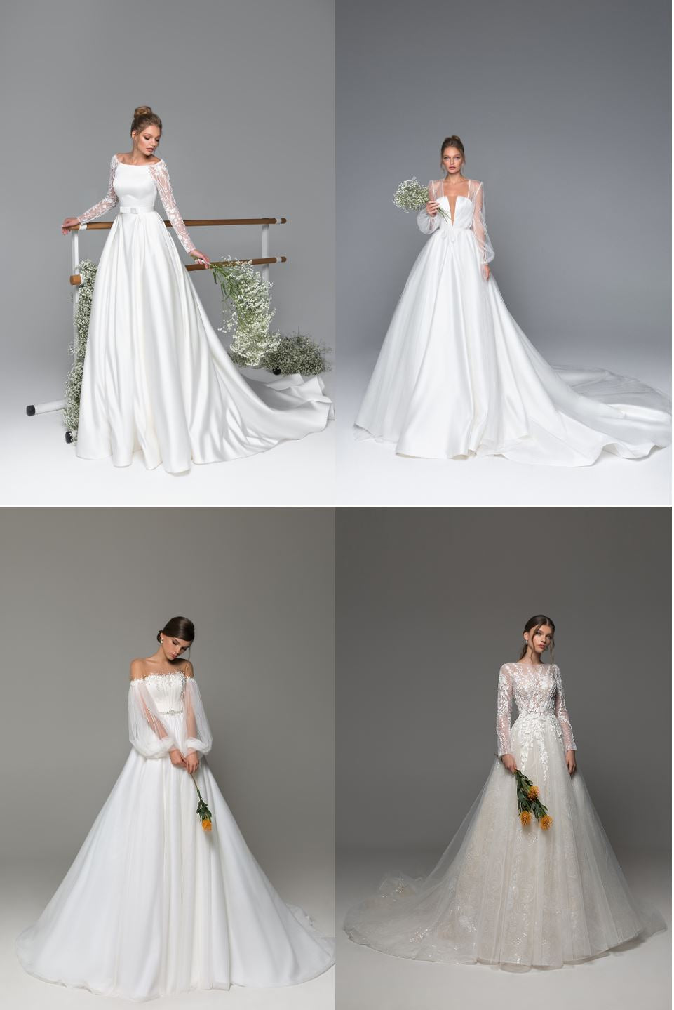 Eva Lendel Wedding Dresses Compilation 1