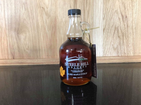 Fresh Made Maple Syrup