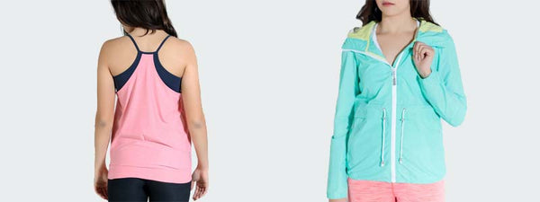 Maliha tank and Profitability B Jacket
