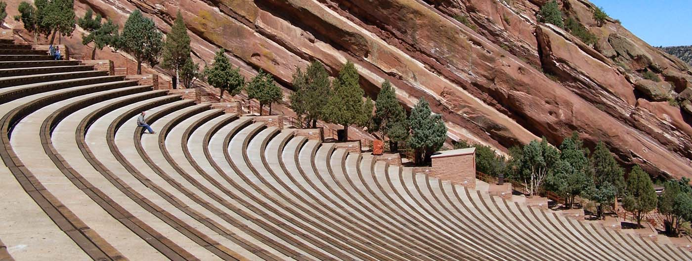 Red Rocks Colorado hiking training stairs