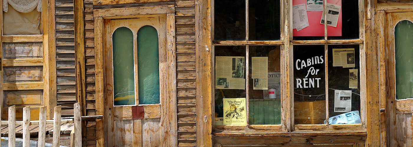 st elmo ghost town hunted colorado halloween