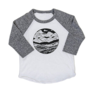 Kids Mountain Range Tee