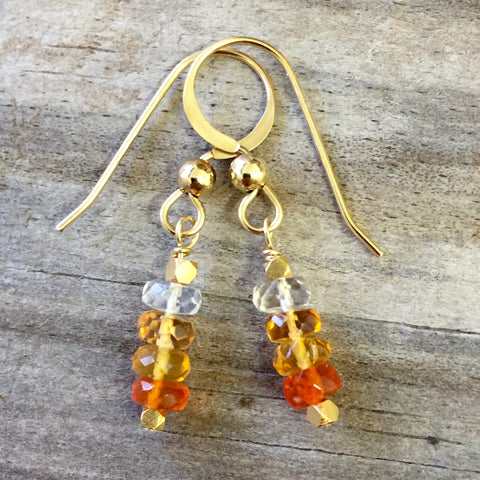 Hot Enough? (Fire opals)