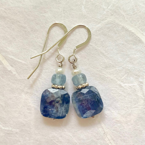 Deep Waters (kyanite)