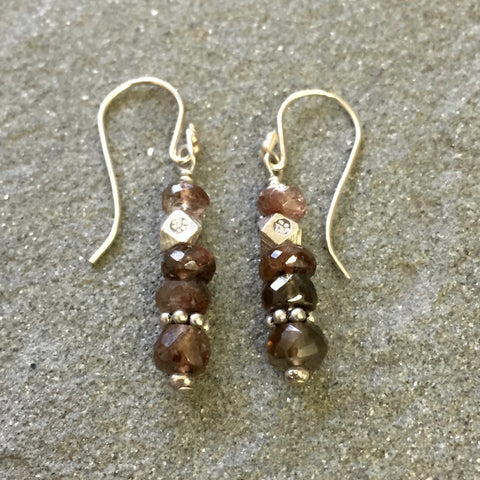 Mighty Oak Earrings