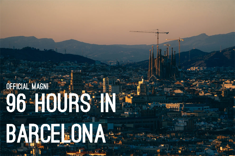96 Hours in Barcelona