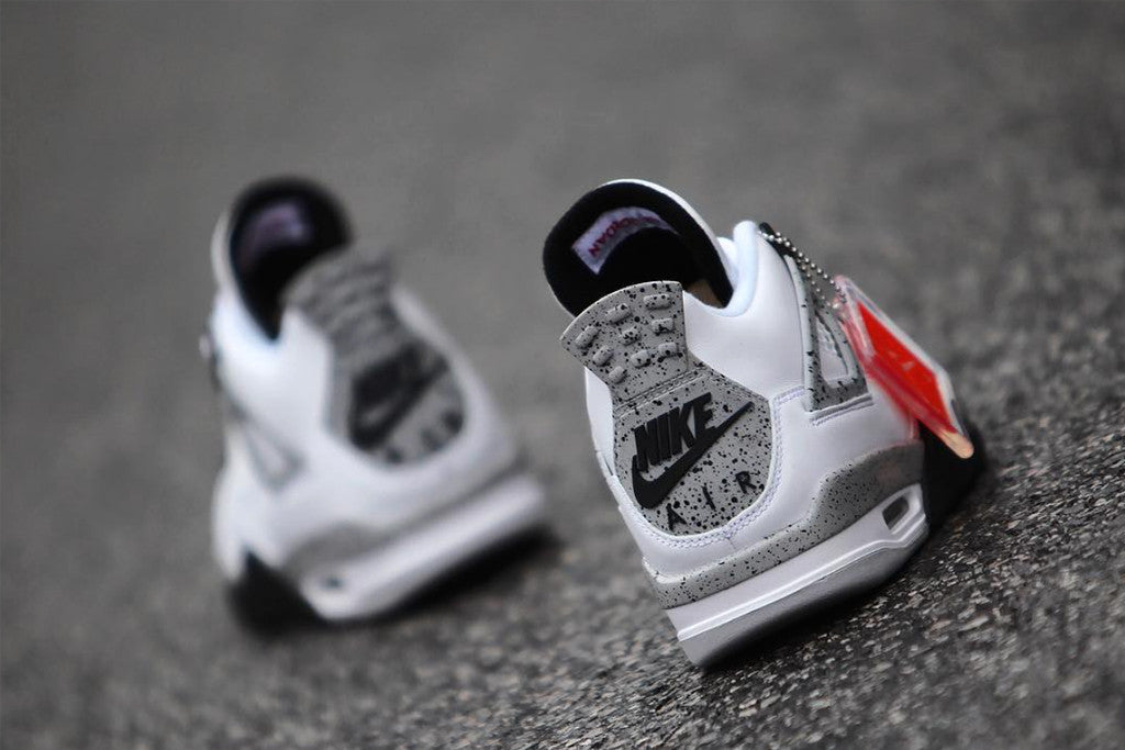 Air Jordan 4 OG White Cement Release Date