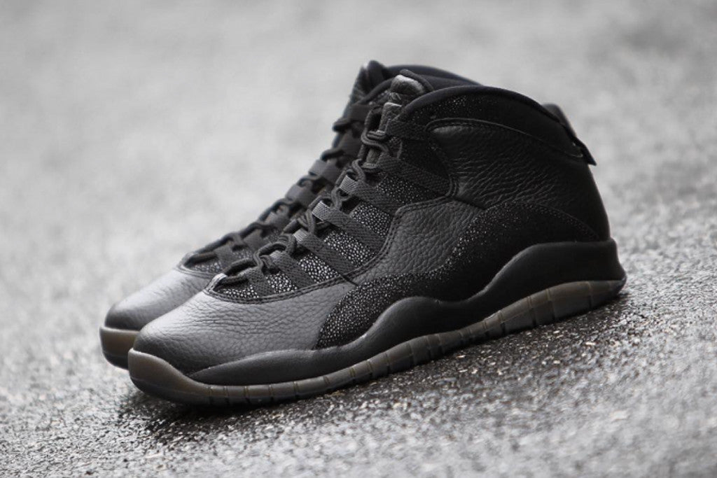 Air Jordan 10 Black OVO Release Date