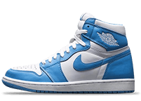 Air Jordan 1 OG 'UNC' Powder Blue