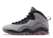 Air Jordan 10 Cool Grey Infrared