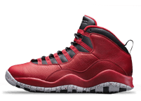 Air Jordan 10 Gym Red