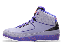 Air Jordan 2 Iron Purple