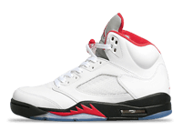 Air Jordan 5 Fire Red Sole
