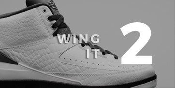 Jordan 2 Wing It T Shirts