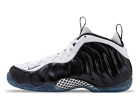 Nike Air Foamposite Pro Black White