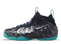 Nike Air Foamposite Pro Dark Obsidian
