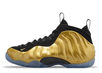 Nike Air Foamposite Pro Gold