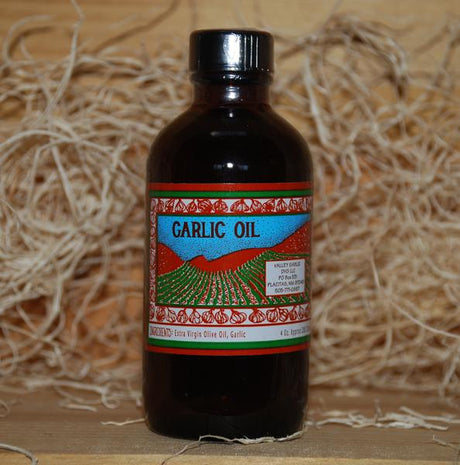 Valley Garlic Oil