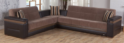 MOON Sectional - Troya Brown