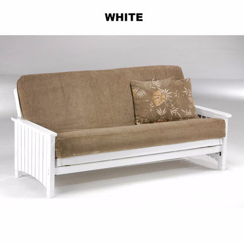 Key West Hardwood Futon Full Package by Night & Day