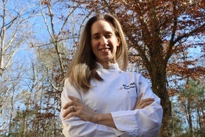 Elissa Childers, Executive Chef and Owner of Culinary Creation LLC