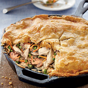 Hearty Chicken Pot Pie