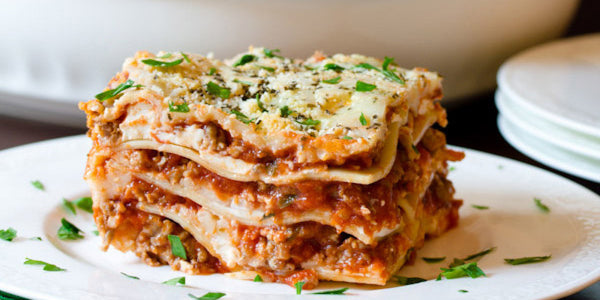 Old Fashioned Lasagna (only better)