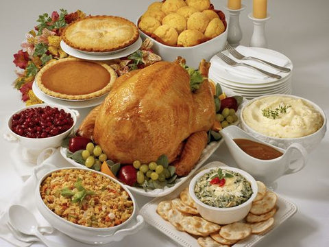 Small Family Party Thanksgiving Meal Deal