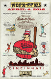 Opening Day Combo - Event Poster AND Chick's Opening Day Poster