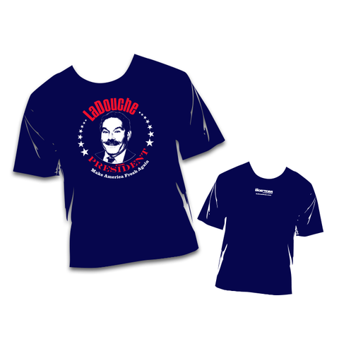 LaDouche for President T-Shirt