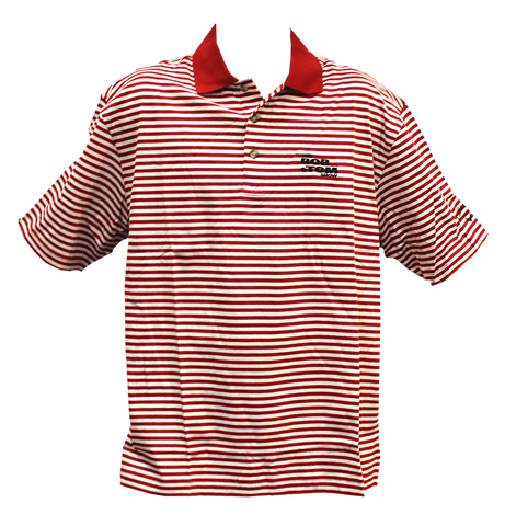 Men's Polo Golf Shirt - Striped