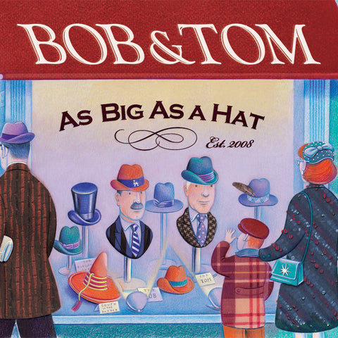 AS BIG AS A HAT - CD