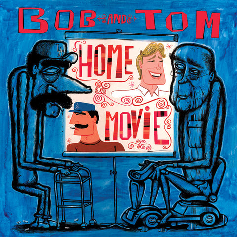 BOB & TOM HOME MOVIE DVD