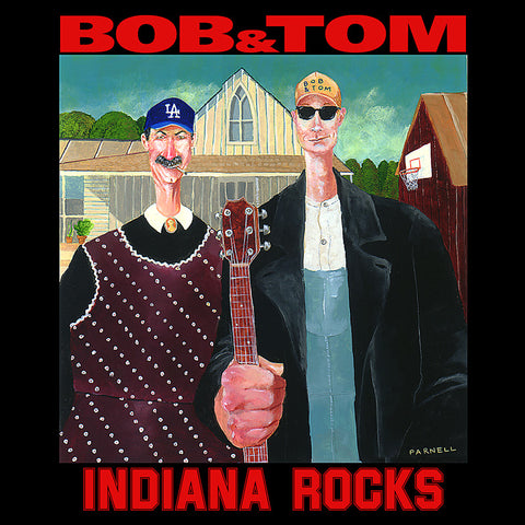 INDIANA ROCKS - CD