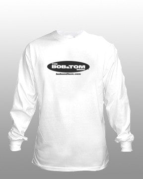 Oval Logo Long Sleeve Tee Shirt