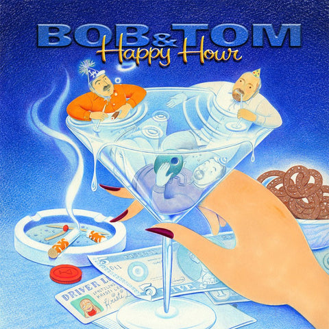 HAPPY HOUR - CD