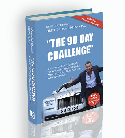 The 90 Day Challenge (Paperback)