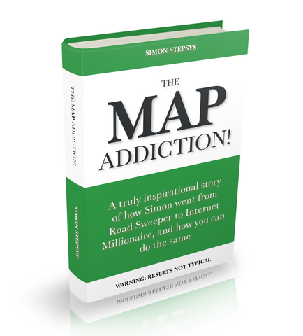 The MAP Addiction! by Simon Stepsys