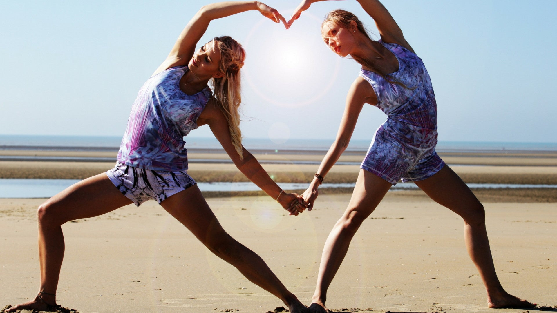 Gorgeous range of yoga wear