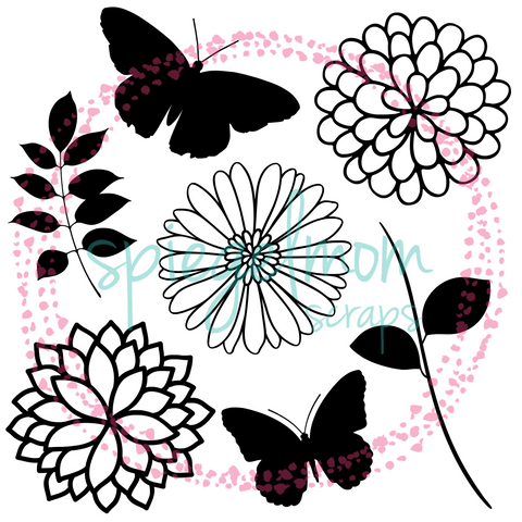 Bloom and Butterflies