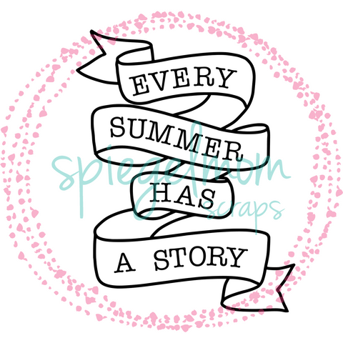Every Summer Has A Story by Virginia Walker