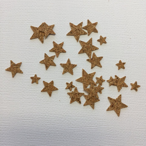 Shooting Cork Stars