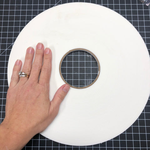 "Big Mama 2 Foam Tape - 18 Yards, 1/8"" Thickness"