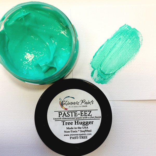 Tree Hugger Paste-eez