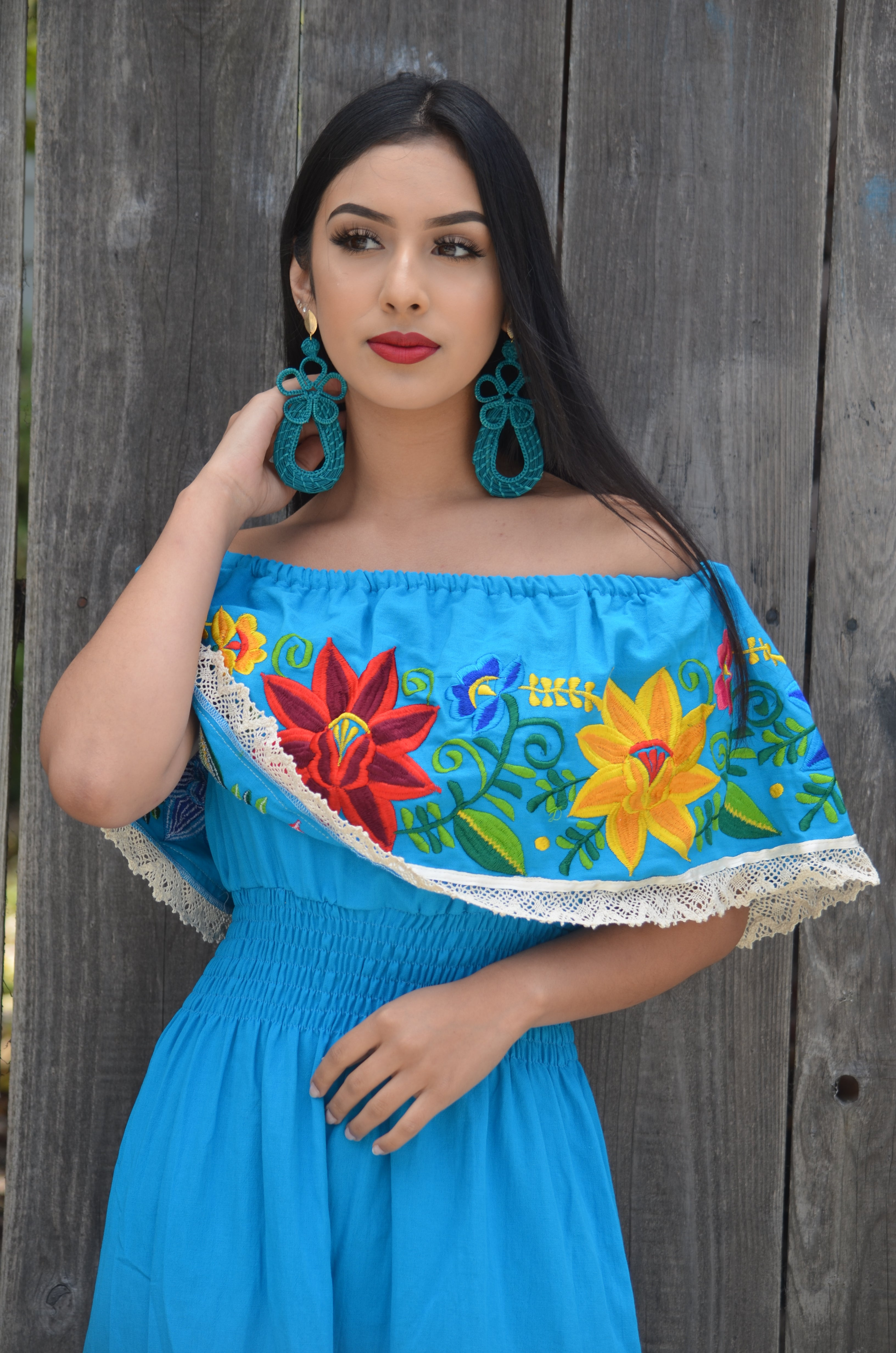 Gloria Vidal - Authentic Embroidery From Mexico